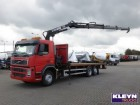 camión Volvo FM 12.340 HIAB 122-3 Duo