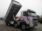 Volvo FM 12/420 8x4 truck
