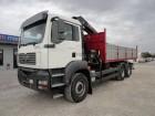 camión MAN TGA 33.390