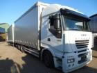 Iveco AS260S45Y-Jumbo -Euro 5- + Ackermann Anh.-inkl. Zollkennzeichen truck