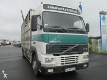 camion bétaillère bovins Volvo occasion