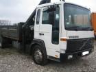 Volvo FL6 HSD HIAB 071 truck