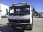 camião tri-basculante Mercedes usado