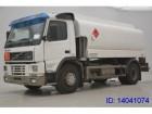 camión Volvo FM 7.250