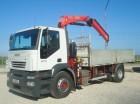 Iveco Stralis STRALIS AD 190S27 K EURO 3 GRU FASSI RADIOCOMANDO truck