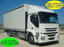 Iveco Stralis STRALIS AT 190S31 P EURO 5 FURGONE CENTINATO 8,10m truck