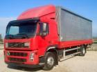 camión Volvo FM9 FM9 300 EURO 3 FAP CENTINATO + SPONDA IDRAULICA