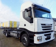 Iveco Stralis STRALIS AS 260S42 Y/FP EEV CASSE MOBILI o TELAIO truck