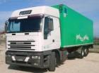 camion Iveco Eurostar EUROSTAR 260E42 PS FURGONE ISOTERMICO + SPONDA