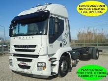 Iveco Stralis STRALIS AT 190S31 P EURO 5 CAMBIO ZF TELAIO truck