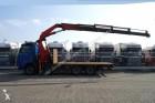 camión Volvo FH 12/420 8X4 WITH FASSI F 600A.24 CRANE