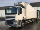 used DAF meat transport refrigerated truck