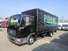 MAN TGL 8.180 BB Pritsche/Plane 6,1m EURO 4 Nutzl. 3 truck