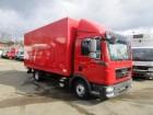 MAN TGL 7.180 L Koffer 5,10 m LBW 1 to. Luft HA truck