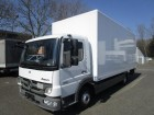 camion Mercedes Atego III 816 L Koffer 6,10 m LBW 1 to. Luft HA