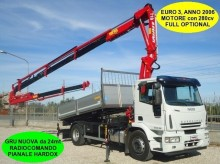 camion Iveco Eurocargo EUROCARGO 180E28 EURO 3 GRU JIB RIBALTABILE NUOVI