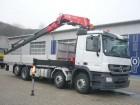 camion Mercedes Actros 3246