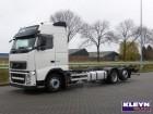 camión Volvo FH 13.420 GLOBETROTTER 2X TANK