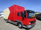camion Mercedes Atego II / 818 L