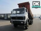 camion Mercedes 2628 6X6 16M3 MEILLER DUMPPER