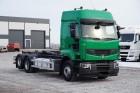 ciężarówka Renault PREMIUM/410/MANUAL/ /HAKOWIEC HYVA