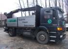 ciężarówka wywrotka Mercedes używana