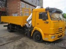 camion Kamaz 4308