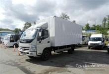 camión Foton