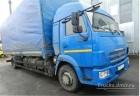 camion Kamaz 5308