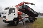 camión Volvo Volvo FL7 TIPPER + CRANE ATLAS 100.1 - FULL STEEL SPRING - BELGI