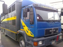 camion bétaillère MAN occasion