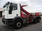 Iveco Eurotrakker Cursor 380 truck