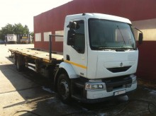 camion platformă transport gaz Renault second-hand