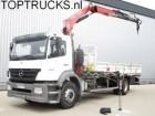 vrachtwagen Volvo FE 320 EURO 5 HIAB 166-B3 CRANE+REMOTE / FUNK