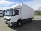camion Mercedes Atego 1224 L Koffer 6,10 m LBW 1,5 to. NL 5,4 T