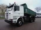 camion Scania R 113H 380 6x4 Tippe, steelsusp.; big axles