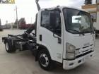 used Isuzu hook lift truck