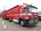 ciężarówka do transportu zwierząt używana
