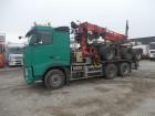camión Volvo FH16 520