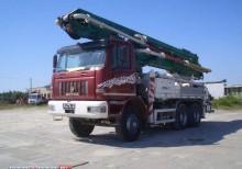 ciężarówka beton betoniarka / Mieszarka Iveco używana