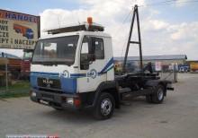 ciężarówka bramowiec MAN używana