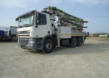 ciężarówka beton betoniarka / Mieszarka DAF używana