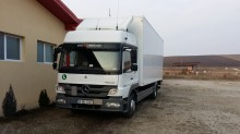 camion furgon Mercedes second-hand