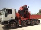 Iveco Eurotrakker MP410E44H truck