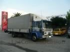 camión lonas deslizantes (PLFD) Volvo usado