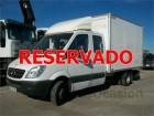 camión lonas deslizantes (PLFD) nc usado