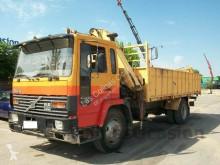 camión caja abierta teleros Volvo usado