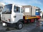 camión portamáquinas Renault usado