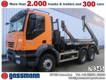 camion multibenne Iveco occasion