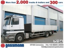 camion Mercedes Actros / 2531/40 6x2 / 6x2 Autom./Standheizung